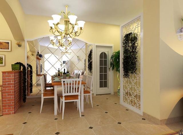 田园 三居 旧房改造 厨房图片来自今朝装饰老房专线在老房翻新,田园风,130平的分享