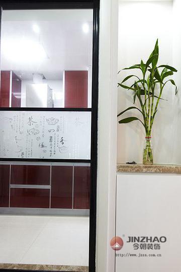 新房装修 旧房改造 局部装修 现代风格 简约风格 混搭风格 其他图片来自周海真在中坤小区 旧房改造  现代简约的分享