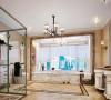 北京别墅装修——欧式风格——卫生间
