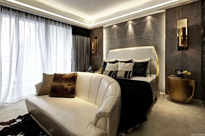 简约 172平 现代 四室 精美搭配图片来自孙进进在172平现代四室两厅奢华公寓的分享