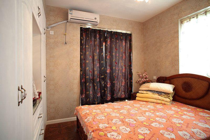 混搭 三居 白领 收纳 旧房改造 80后 小资 卧室图片来自名仕装饰-小飞在金地金汉1903混搭的分享