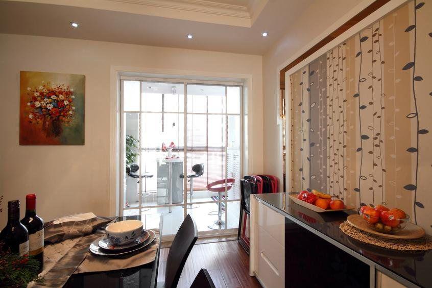 简约 三居 白领 收纳 80后 小资 餐厅图片来自名仕装饰-小飞在光谷自由城现代简约风格的分享