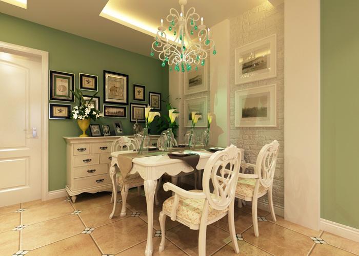 田园 混搭 客厅 卧室图片来自沈阳林凤装饰装修公司在名流印象的分享