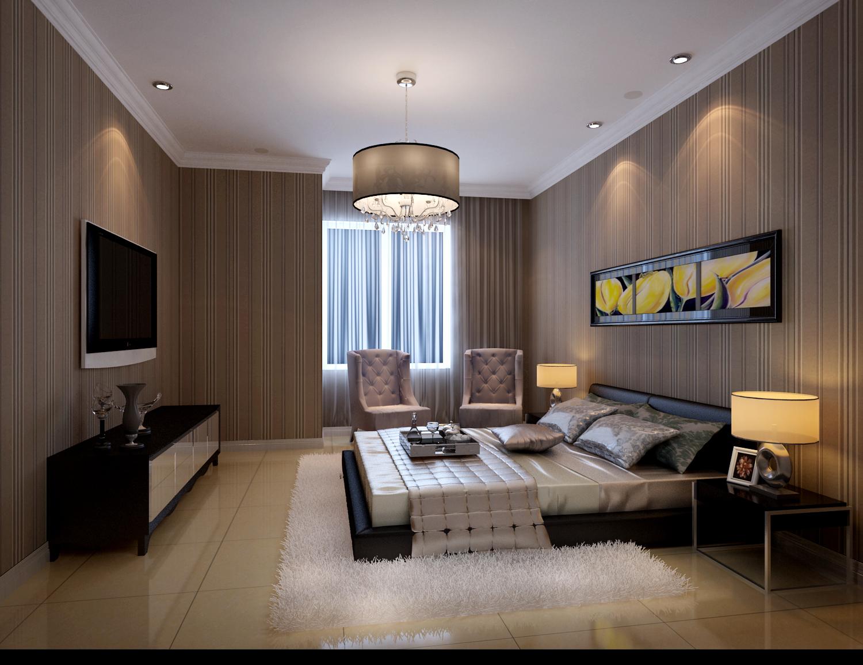简约 三居 80后 卧室图片来自北京今朝装饰刘在国风美唐127平三居室现代风格的分享