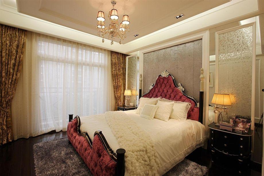 混搭 四居 白领 收纳 旧房改造 80后 小资 卧室图片来自名仕装饰-小飞在新世界恒大华府简欧风格的分享
