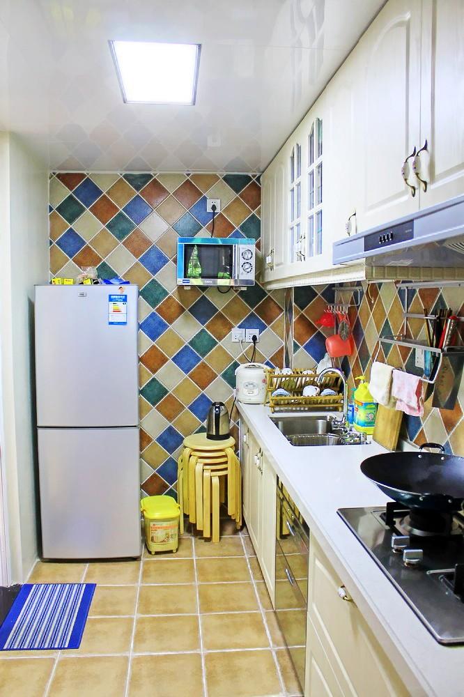 混搭 二居 白领 80后 慕尚族 装修设计 厨房图片来自慕尚族在百瑞景 混搭风格  清新格调的分享