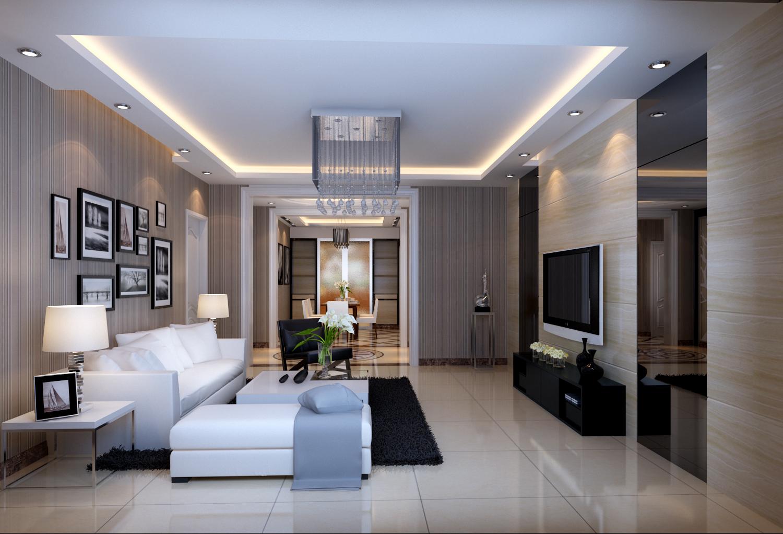 简约 三居 80后 客厅图片来自北京今朝装饰刘在国风美唐127平三居室现代风格的分享