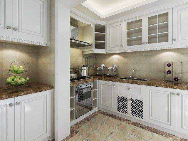 田园 三居 客厅 卧室 厨房 餐厅图片来自在长沙生活的外地人13875251081在135平田园风格的分享