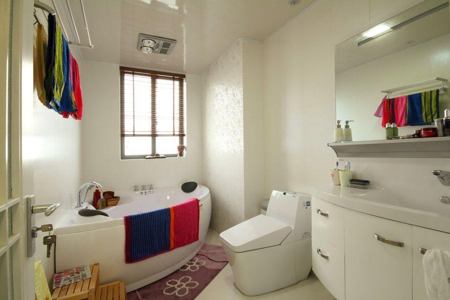 简约 三居 白领 收纳 80后 小资 卫生间图片来自名仕装饰-小飞在光谷自由城现代简约风格的分享