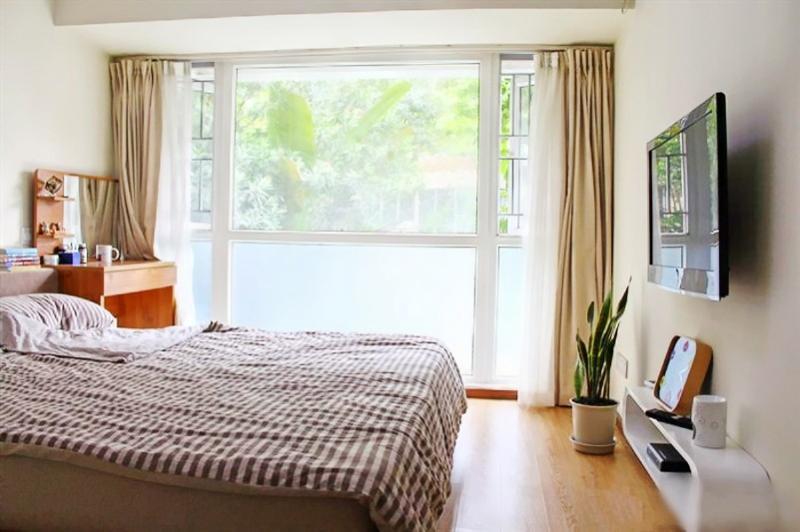 混搭 二居 白领 80后 慕尚族 装修设计 卧室图片来自慕尚族在百瑞景 混搭风格  清新格调的分享