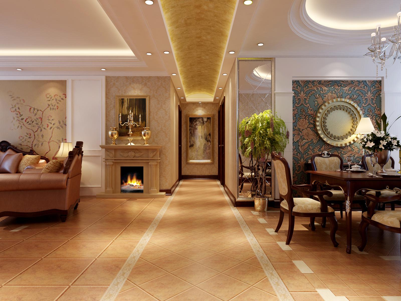 欧式 简约 二居 收纳 旧房改造 玄关图片来自今朝装饰老房专线在老房翻新,两居室,简欧风格的分享