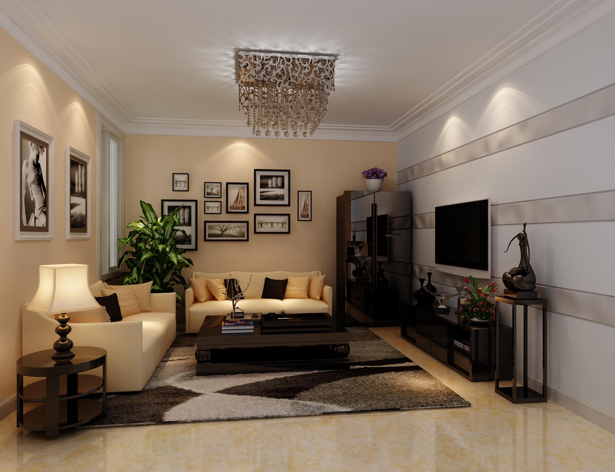 客厅图片来自石俊全在金隅悦和园效果图的分享