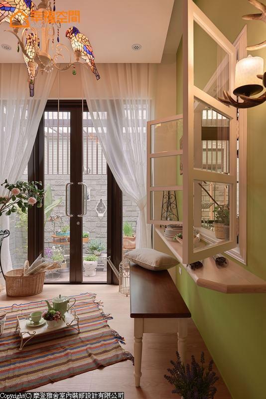 田园 四居 别墅 其他图片来自幸福空间在多彩缤纷 为家人打造舒心乐园的分享
