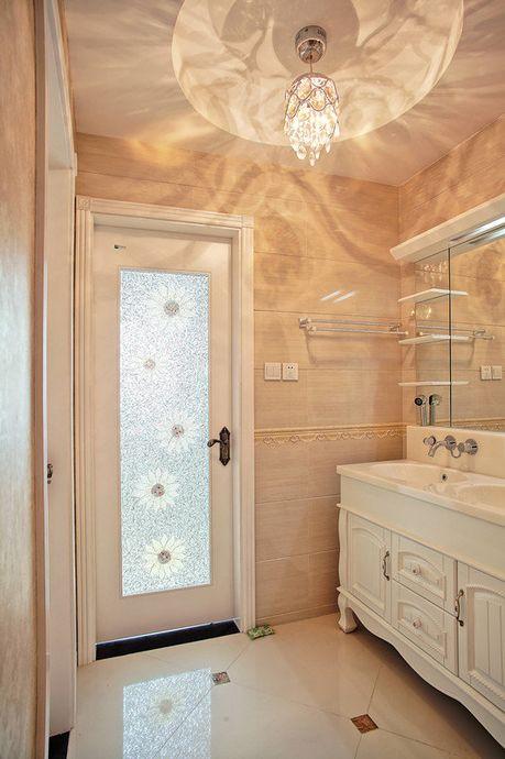 混搭 三居 白领 收纳 旧房改造 80后 小资 卫生间图片来自名仕装饰-小飞在金地金汉1903混搭的分享