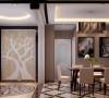 本案例的风格为现代简约风格,以简洁明白为主要特点 重视室内空间的使用功能。墙面、地面、顶棚以及家具陈设乃至灯具器皿等均以简洁的造型、纯洁的质地、精细的工艺为其特征