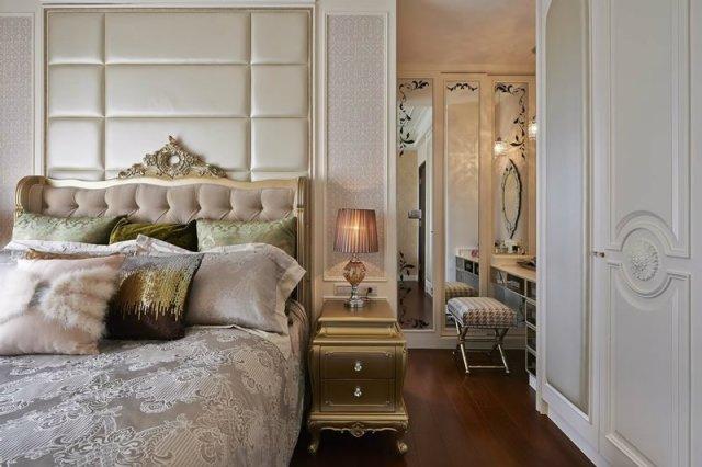 新古典 婚房 三居 客厅 卧室 厨房 餐厅图片来自在长沙生活的外地人13875251081在新古典婚房的分享