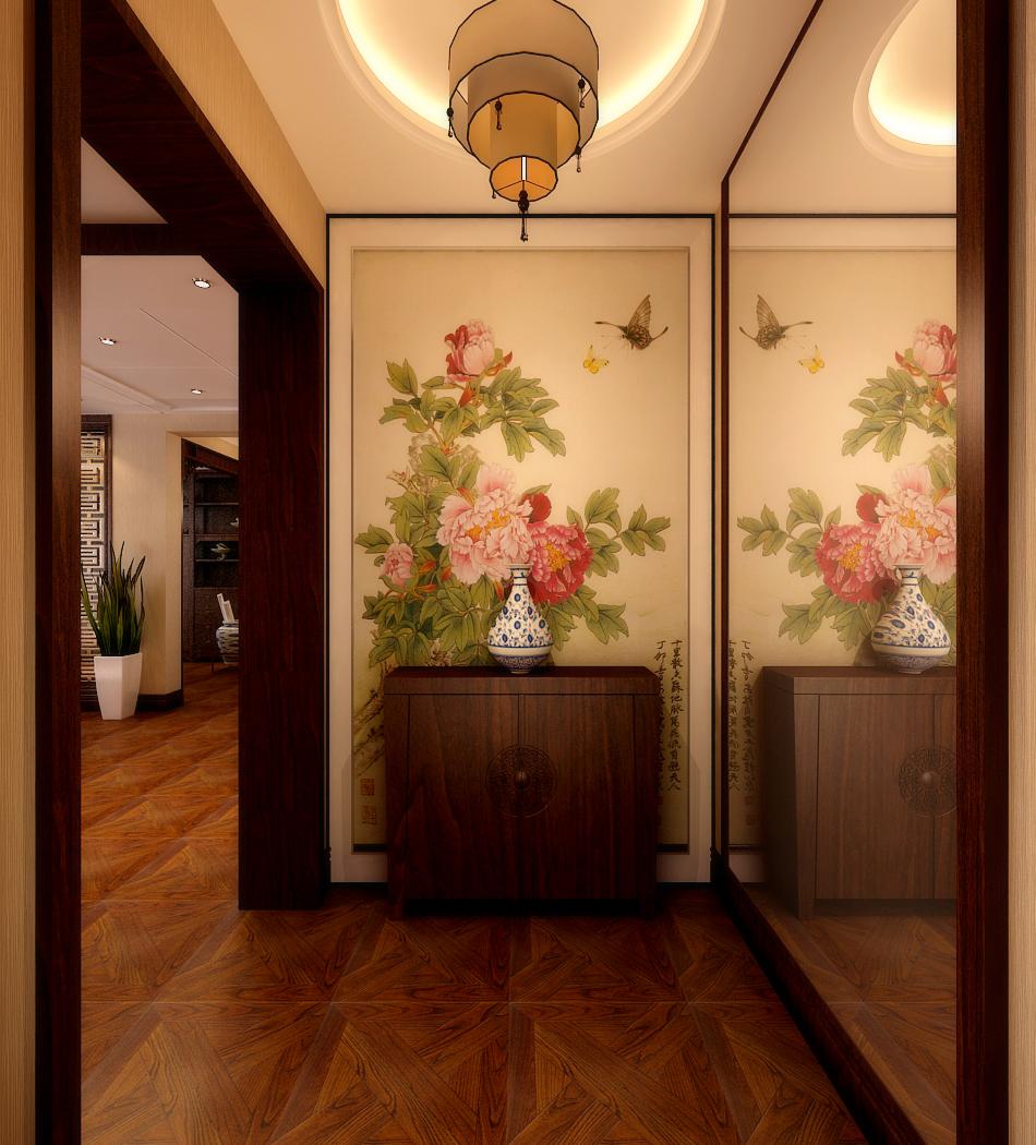 中式 知识分子 文人墨客图片来自沈阳林凤装饰装修公司在方大盛景的分享