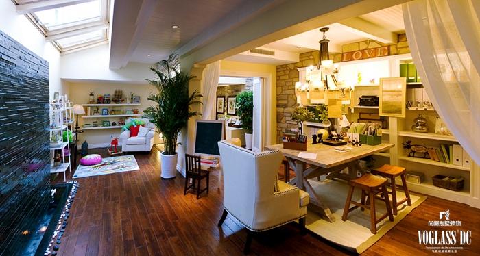 别墅装修 别墅设计 装修设计 尚层装饰 餐厅图片来自尚层别墅装饰总部在温馨宜居的别墅生活的分享