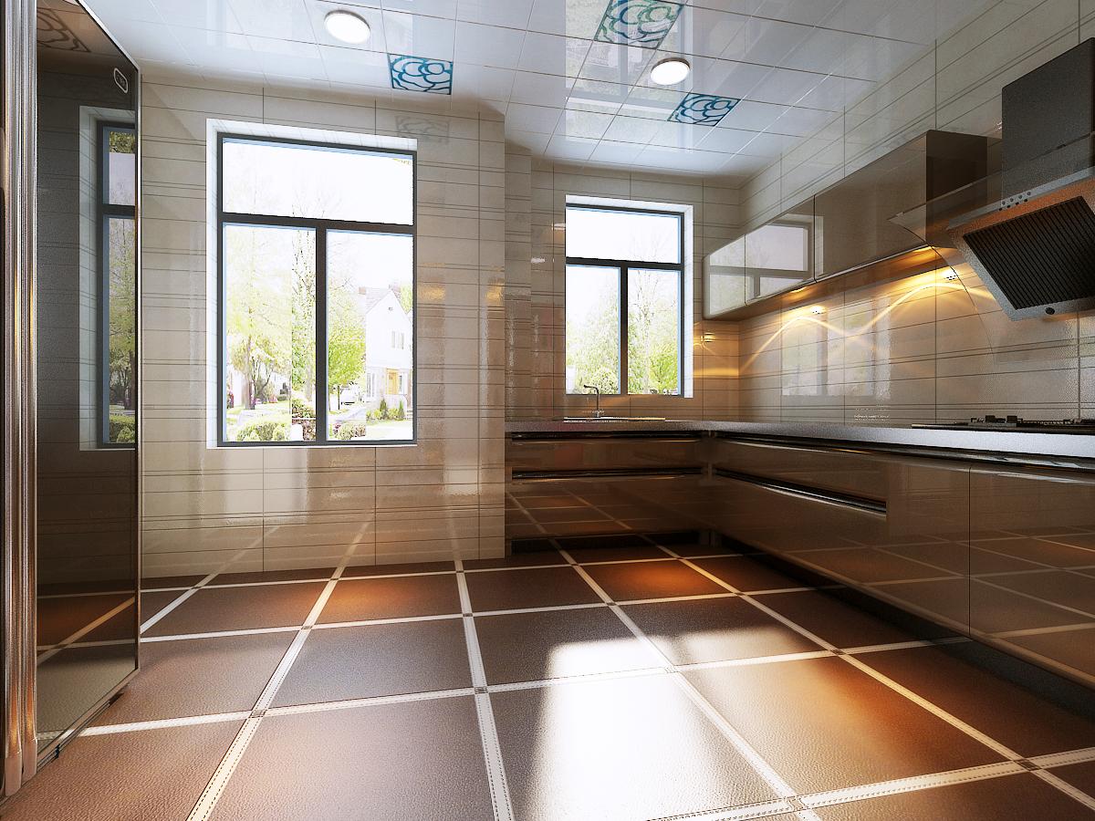 三居 旧房改造 简约 白领 厨房图片来自今朝装饰老房专线在156平,老房翻新,四季上东的分享