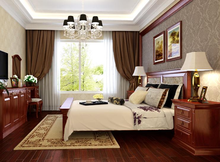 欧式 收纳 三居 小资 卧室图片来自博洛尼整体家装Q在华润橡树湾-欧式古典-时尚而奢华的分享