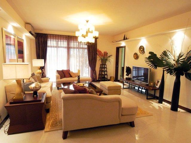 东南亚 三居 客厅 卧室 厨房 餐厅图片来自在长沙生活的外地人13875251081在东南亚风格的分享