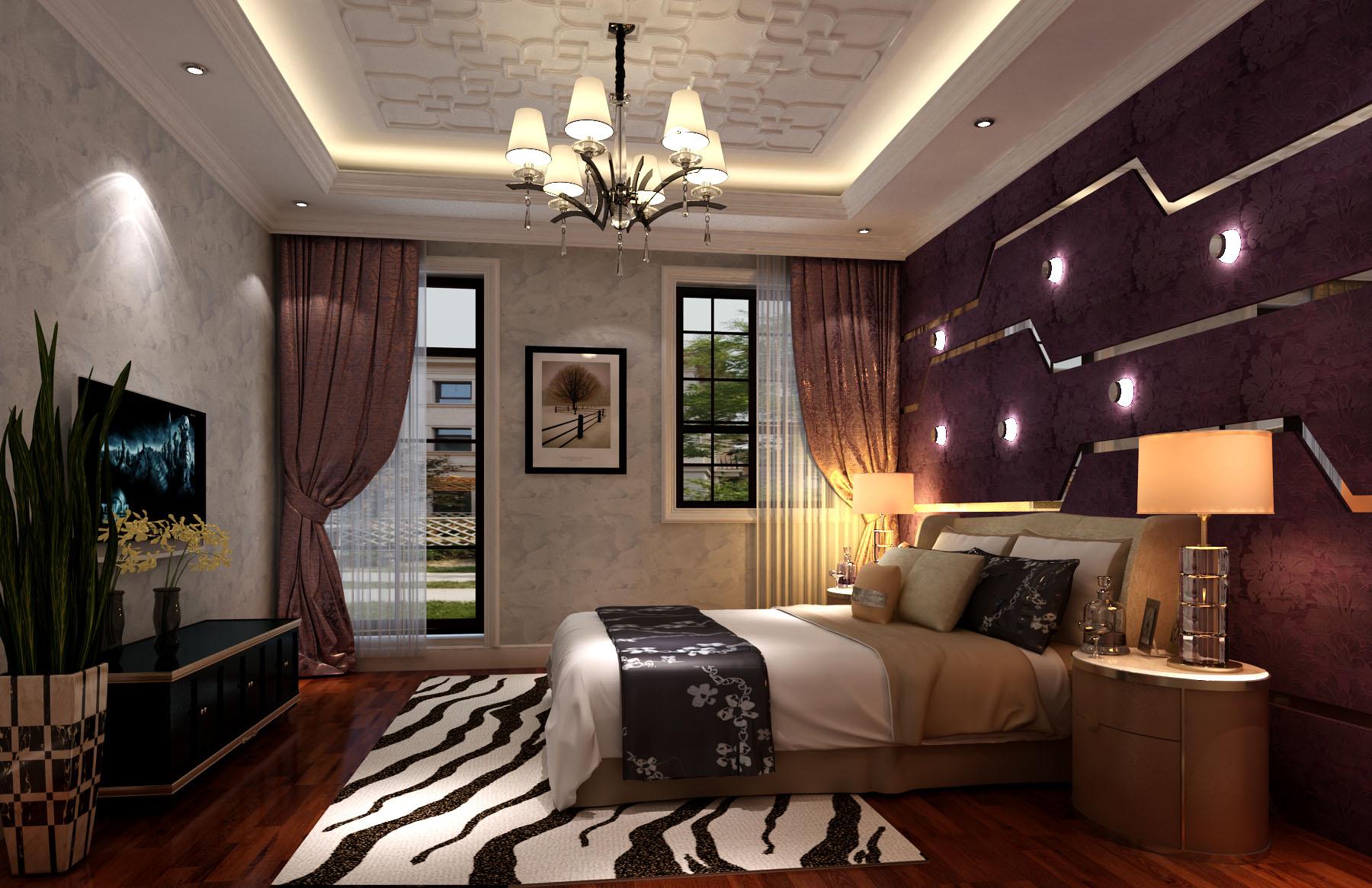 卧室图片来自石俊全在远洋天著的分享