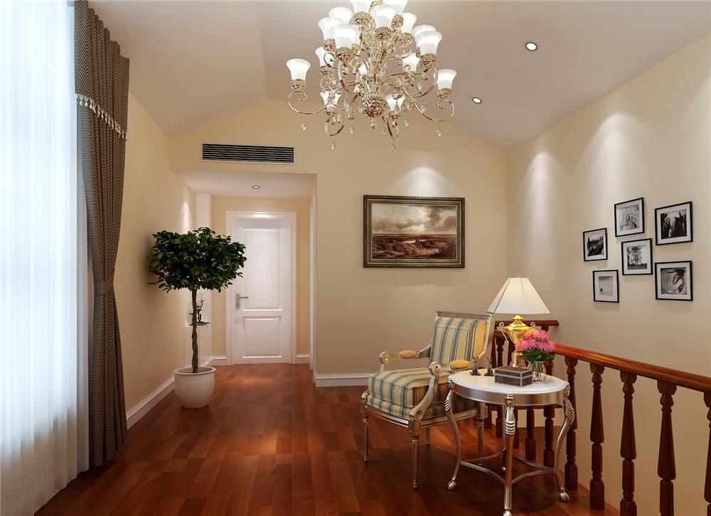 欧式 别墅 收纳 白领 80后 小资 楼梯图片来自实创装饰完美家装在潮白河孔雀城200平简欧风格赏析的分享