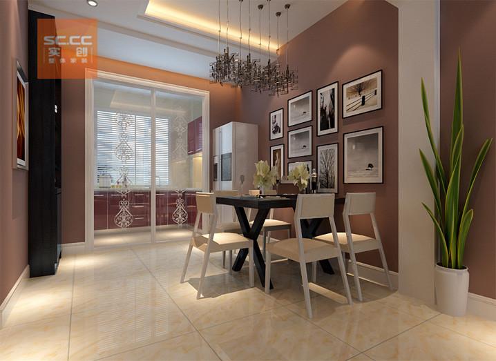 维多利亚 135平装修 三居装修 石家庄装修 套餐公司 餐厅图片来自北京实创集团在维多利亚-135平三居装修方案报价的分享