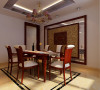 藏龙福地中式风格装修
