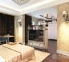 碧馨园3室2厅3卫200㎡后奢华风格