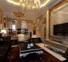 102平米两居室新古典欧式风格