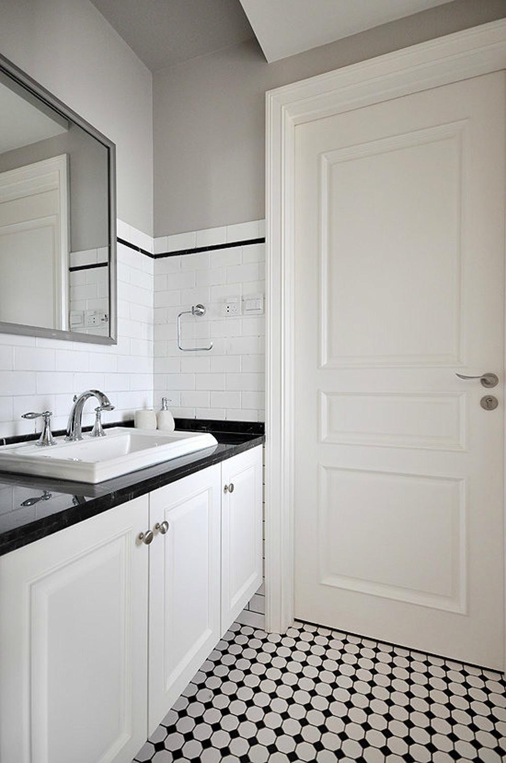 现代 简约 温馨 舒适 浅色调 小资 80后 卫生间图片来自成都生活家装饰在82平现代简约舒适家的分享