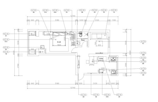 金御瞰景该户型客厅运用了传统古典元素搭配点缀,营造一种简约中式装修风格。秉承淡雅、自然、朴实、超脱等特点,让空间更为充足,高雅的简约装修,透着自然元素的味道,另外,家具陈设高矮有序,让生活更加温馨。
