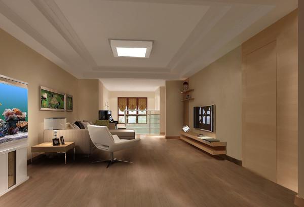 客厅细节图 高度国际装饰设计