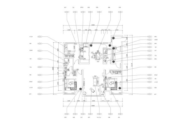 在材料之间的关系交接上,现代设计需要通过特殊的处理手法以及精细的施工工艺来达到要求