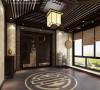 中式风格-流金水月