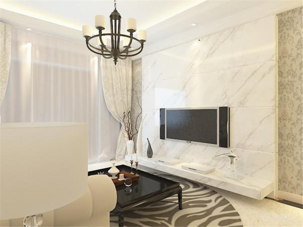 在家具上,采用了轮廓比较圆润造型,看起来非常自然。卧室,采用了很多软装在视觉上让人觉得很温馨,舒服。灯光采用柔和的光线,阳台掉了一层纱帘,这样的氛围使人在其中感到放松、找到家的感觉