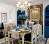 地中海别墅 • 蓝白混搭温馨家园