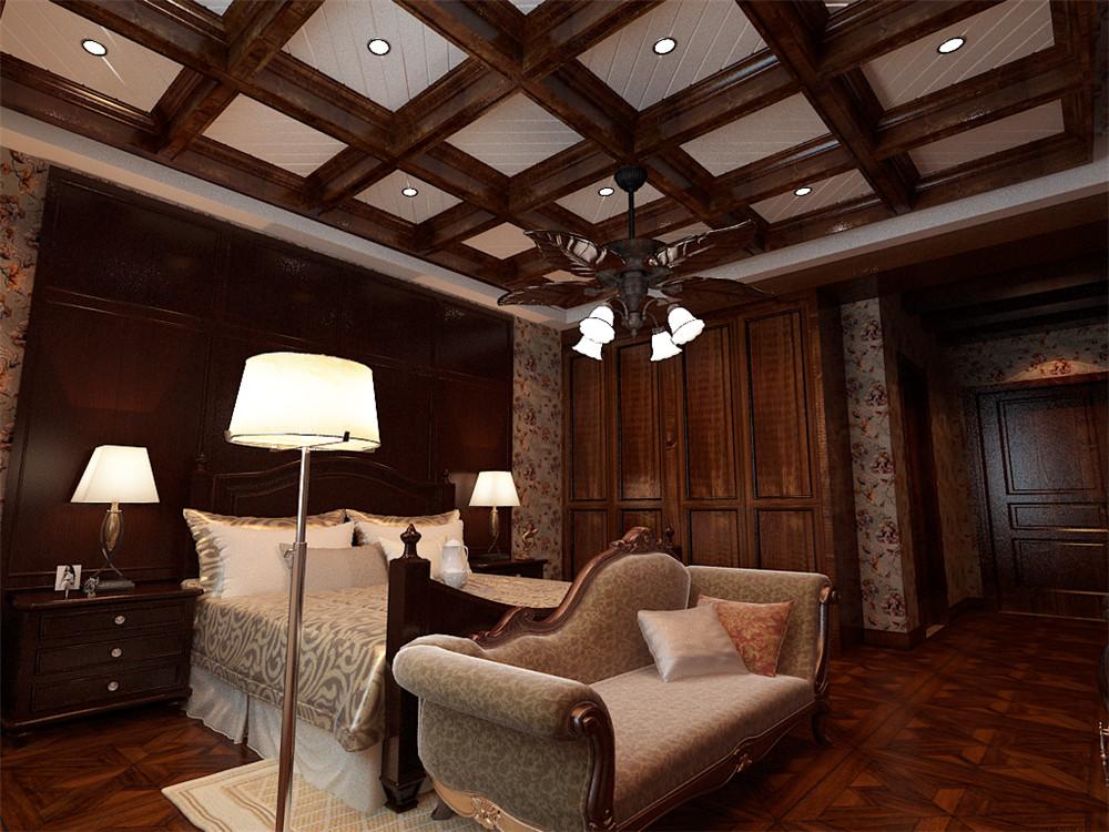 实创 新古典 装修公司 天津装修 卧室图片来自天津实创装修_装饰在788888元万元铸就高端大气上档次的分享