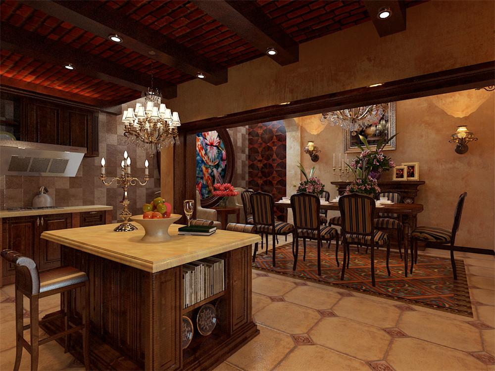 实创 新古典 装修公司 天津装修 厨房图片来自天津实创装修_装饰在788888元万元铸就高端大气上档次的分享