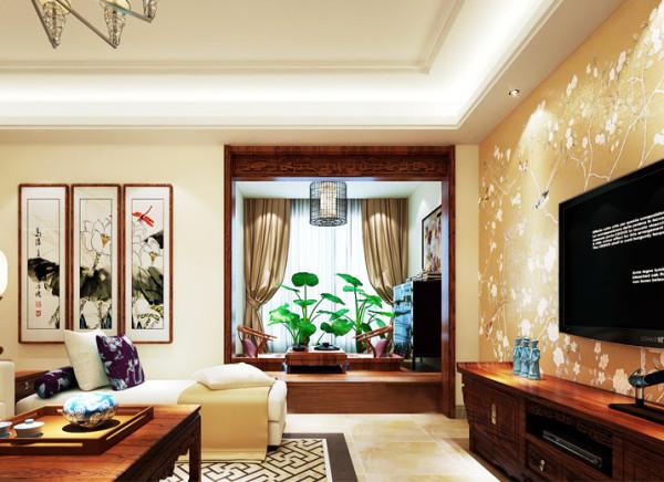 整体艺术感塑造十分成功,家具配饰极具品味。