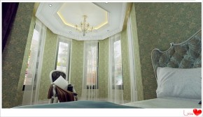 田园 三居 80后 小资 小清新 质朴 奢华 卧室图片来自方林装饰在恒大绿洲·小清新の田园美居的分享