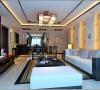熙悦督府新中式风格2居室