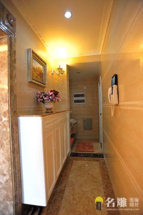欧式 四居 豪华不俗气 舒适、温馨 品质、典雅 玄关 玄关图片来自广州名雕装饰在欧式豪华的分享