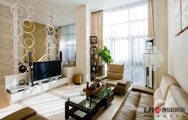 客厅造型角落,居家的温馨感觉,淡雅的色调安静静谧的美好!