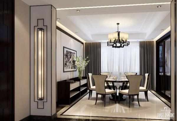 不以大量的家具表现别墅装修风格,以点带面,轻描淡写下表现出房间独有的韵味,才是别墅装修设计的神来之笔