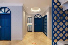 三居室 地中海 浪漫 蓝色 白色 温馨 实创装饰 成都实创 其他图片来自成都实创装饰在130平米地中海浪漫之星三居爱家的分享