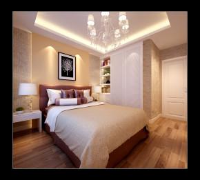 两居 简约 收纳 80后 温馨 小清新 卧室图片来自实创装饰都琳在上庄馨瑞的分享