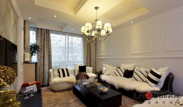 客厅细节,简单清爽的居家环境跃然纸上!家的感觉就要这样才是完美和自然!