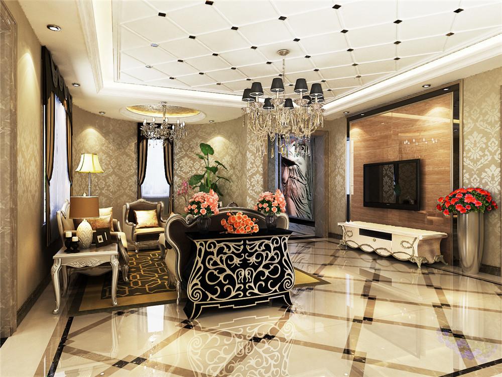 客厅图片来自石俊全在低调的奢华的分享